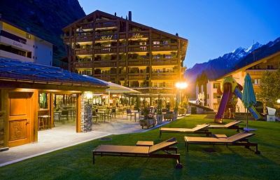 Hotel Post Zermatt Ag Restaurant